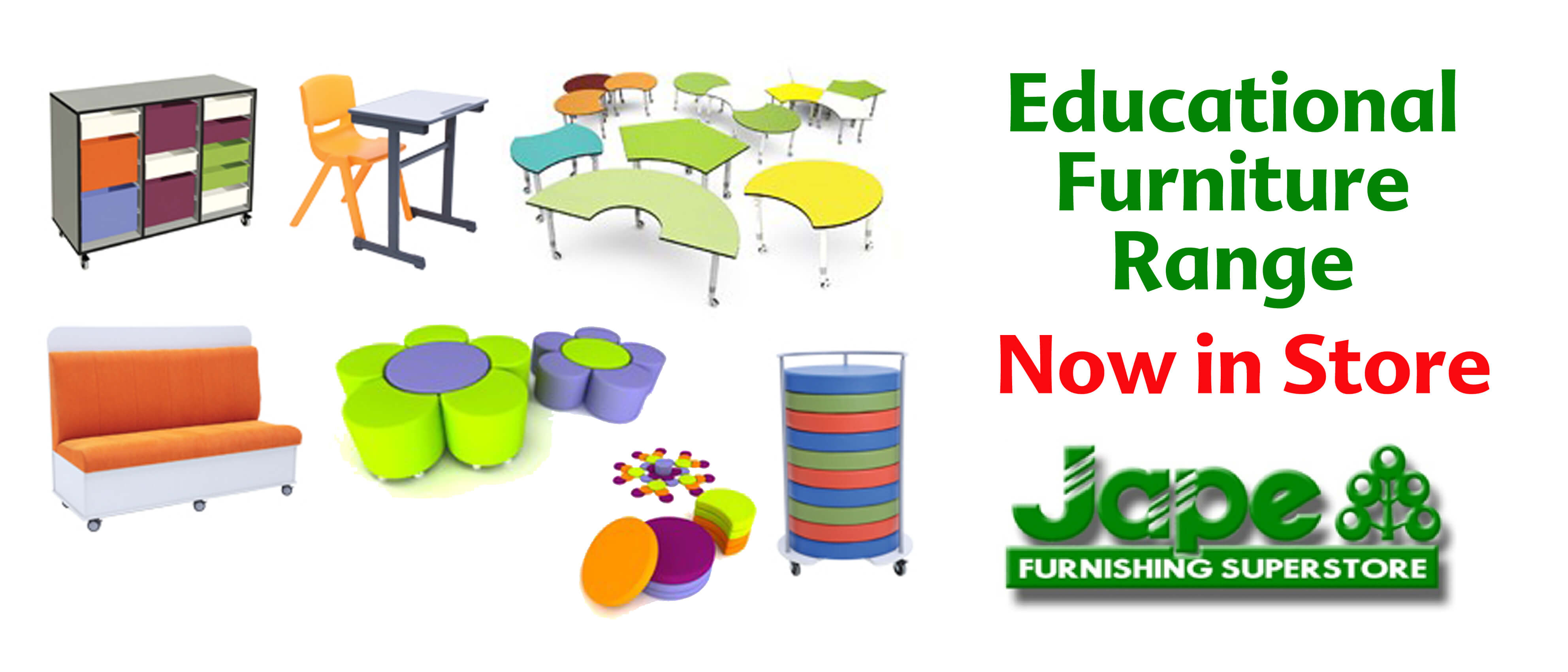 Educational Range Furniture