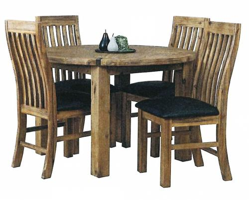 Sterling Round Dining Table. Sterling Round Dining Table   Jape Furnishing Superstore